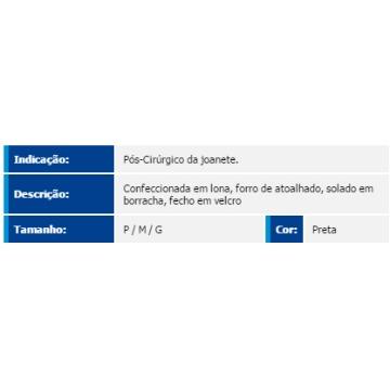 Cirurgica 2912 Ortofly Cunha Ref Vitamed Sandalia CxoedB