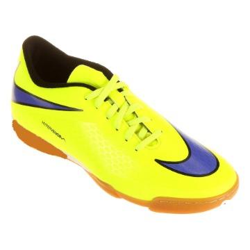 Tênis Nike Futsal Jr Hypervenom Phade IC