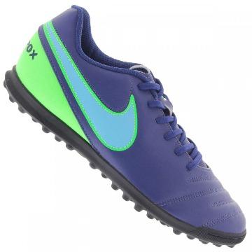 Chuteira Nike Tiempox Rio 3 TF
