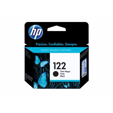 Cartucho HP 122 Preto CH561HB 2 Ml