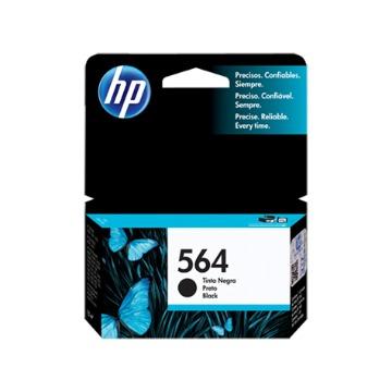 Cartucho de tinta preta HP 564 Modelo CB316WL