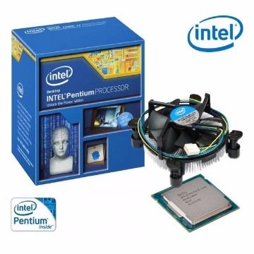 Processador Intel Pentium G3260 Box (LGA 1150 / 3.3Ghz / 3MB Cache)