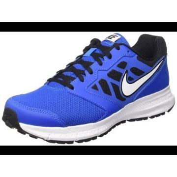 Tênis Nike Downshifter 6 MSL AZUL/BRANCO