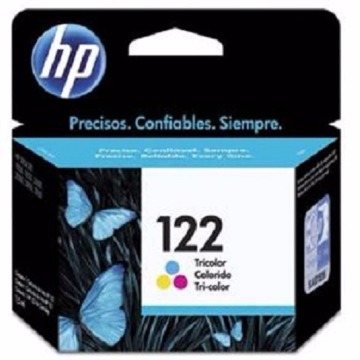 Cartucho HP 122 Color CH562HB 1,5 Ml
