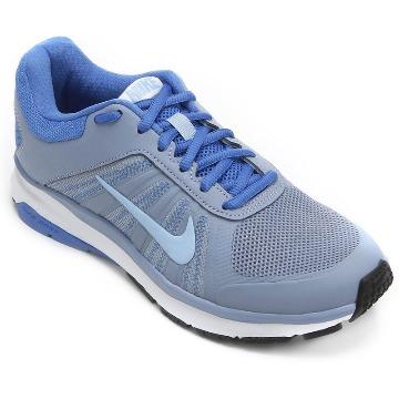 Tênis Nike Dart 12 MSL CINZA/AZUL