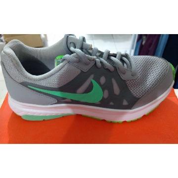 Tênis Nike Dart 11 MSL CINZA/VERDE