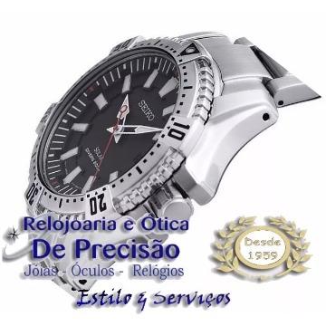 24fd3c680f1f2 RELÓGIO SEIKO SOLAR DIVER S 200M V157AA 1 (7891529073223) - De ...