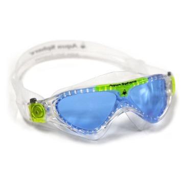 Óculos Vista Jr AquaSphere transparente verde azul