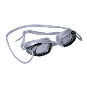 Óculos Latitude HammerHead prata fumê