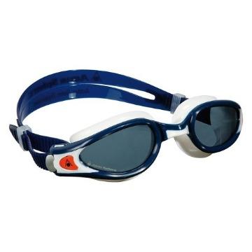 Óculos Kaiman Exo AquaSphere azul branco fumê