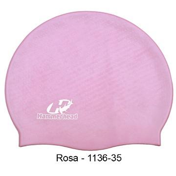 Touca de silicone premium ROSA HammerHead