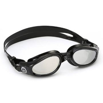 Óculos Kaiman AquaSphere preto espelhado