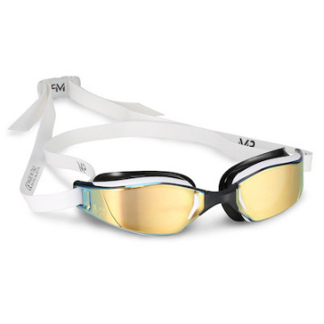 Óculos Xceed Titanium MP Branco/preto Gold