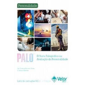 PALOGRÁFICO - LIVRO DE INSTRUÇÕES (MANUAL)