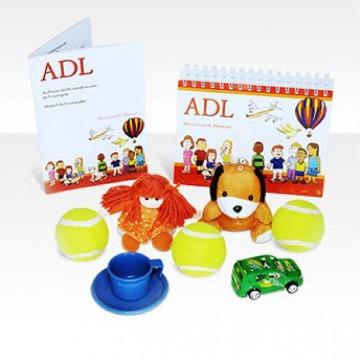ADL - Avaliação do Desenvolvimento da Linguagem