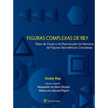 FIGURAS COMPLEXAS DE REY - BLOCO FICHA ANOTAÇÃO - FIGURA A (C/25FLS)