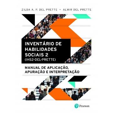 IHS 2 - (Bloco de Apuração Marculino 18 a 38 anos) Inventário de Habilidades Sociais 2