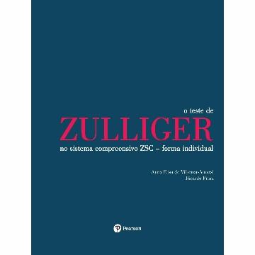 ZULLIGER NO SISTEMA COMPREENSIVO (ZSC) FORMA INDIVIDUAL (KIT COMPLETO)