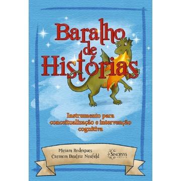BARALHO DE HISTÓRIAS: INSTRUMENTO PARA CONCEITUALIZAÇÃO E INTERVENÇÃO COGNITIVA