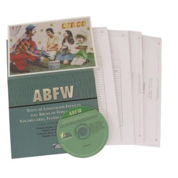 ABFW - TESTE DE LINGUAGEM INFANTIL - Frete Grátis