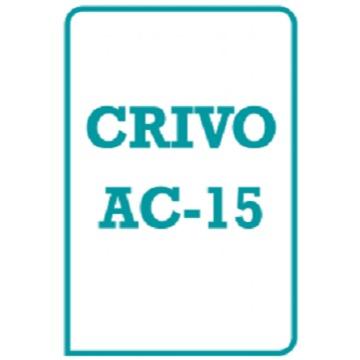 AC-15 - CRIVO DE CORREÇÃO