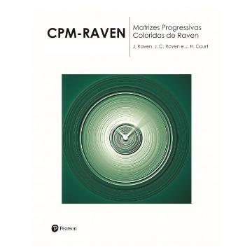 CPM - Matrizes Progressivas Coloridas de Raven (Kit Completo)