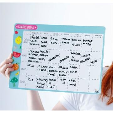 Planner - Cardápio Semanal