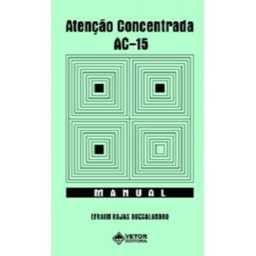 AC-15 - LIVRO DE INSTRUÇÕES