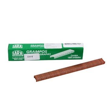 GRAMPO GRAMPEADOR IARA 26/6 1000 UNIDADES