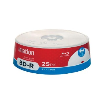 BD-R 25GB 4X IMATION C/ 25 PAQ