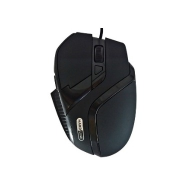 MOUSE GAMER 2400DPI MS26 PRETO HARDLINE
