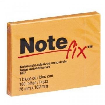 Bloco Adesivo Note Fix 76x102mm - LA
