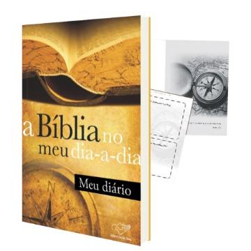 A BÍBLIA NO MEU DIA-A-DIA - Meu diário - Editora Canção Nova
