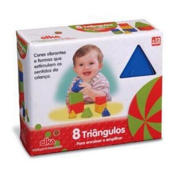 8 TRIANGULOS - CAIXA