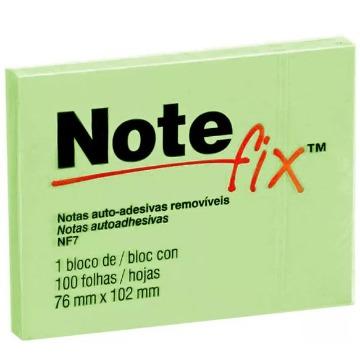 Bloco Adesivo Note Fix 76x102mm - VD