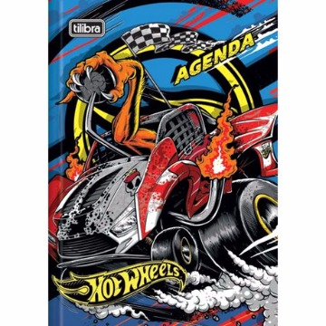 AGENDA HOT WHEELS