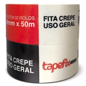FITA ADESIVA 48 X 50 - TAPEFIX