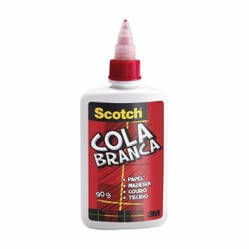 COLA BRANCA 3M SCOTCH ESCOLAR 90GR REF.HB004065874