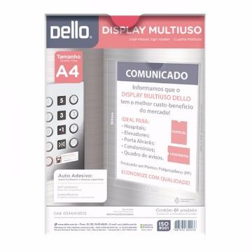 QUADRO DE AVISO A4 - DELLO MULTIUSO