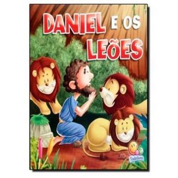 MAIS BELAS HISTORIAS DA BIBLIA, AS II (MINI): DANIEL E OS...
