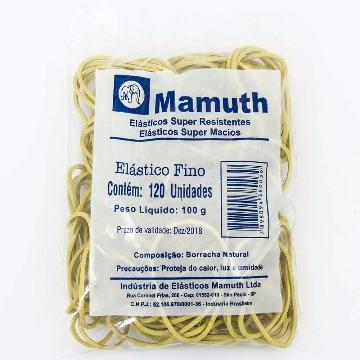 ELASTICO 100 GRS - MAMUTH 120 unidades