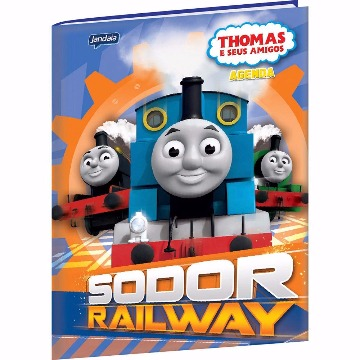 AGENDA THOMAS E SEUS AMIGOS - SODOR RAIL WAY