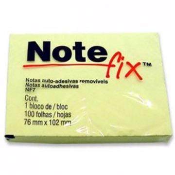 Bloco Adesivo Note Fix 76x102mm - AM