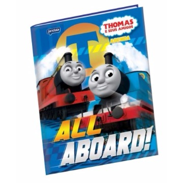AGENDA THOMAS E SEUS AMIGOS -ALL ABOARD