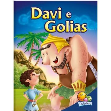 MAIS BELAS HISTORIAS DA BIBLIA, AS II (MINI): DAVI E GOLIAS