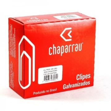 CLIPES CHAPARRAU 500G N2 C/800 GALVANIZADO