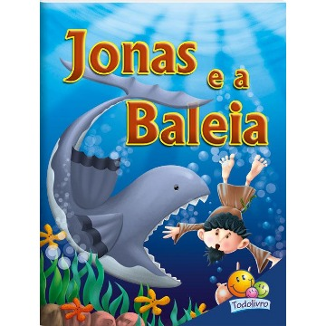 MAIS BELAS HISTORIAS DA BIBLIA, AS II (MINI): JONAS E A ...