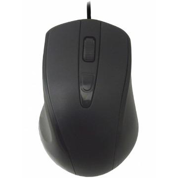 MOUSE OPT USB PRETO MO-D433 - KMEX