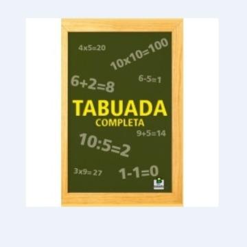 TABUADA COMPLETA