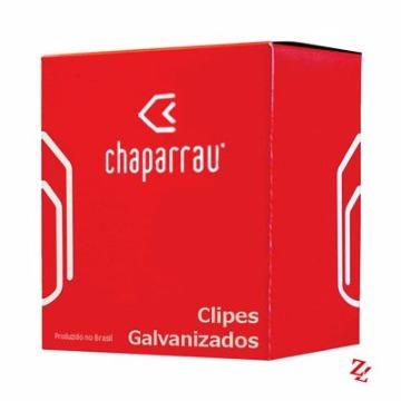 CLIPS GALVANIZADO N 1/0 CHAPARRAU - (CX) 810 UN